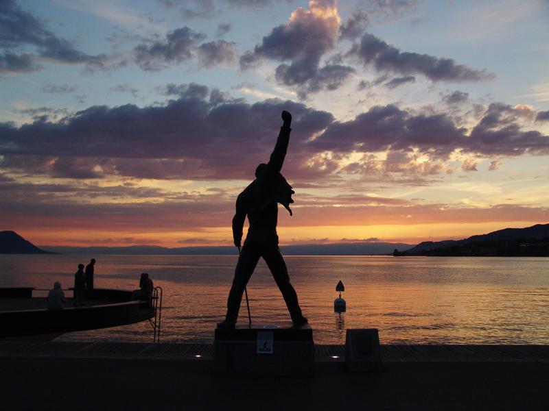 Mercury_statue