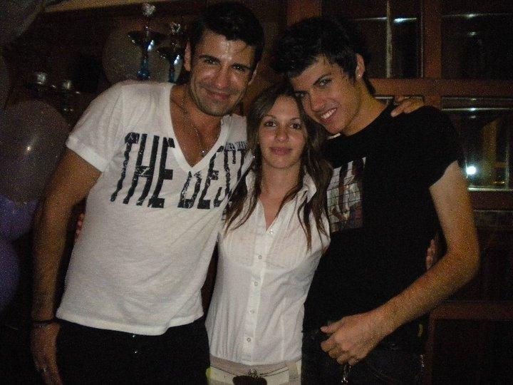 Party με τον Παναγιώτη Πετράκη από το Επίσημο Fan Club του! 23.8.2010~tralala.gr Petrakis3