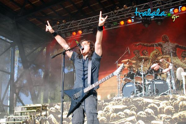 Kreator 1 rockwave 2013