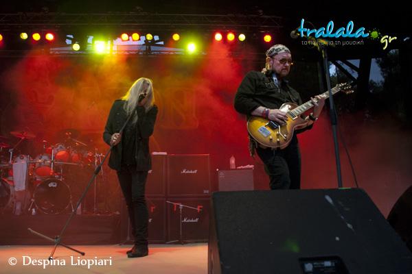 Saxon 5 rockwave 2013