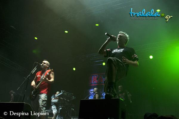 Ska-P 6 rockwave 2013