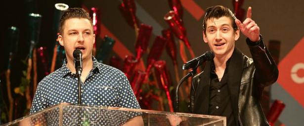 Arctic Monkeys - ΝΜΕ Αwards