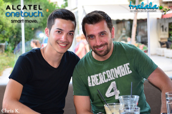 Meet & greet Thanos Petrelis 26a
