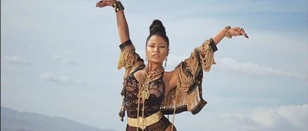 Nicki-Minaj-Lookin-Ass-Shoot-2
