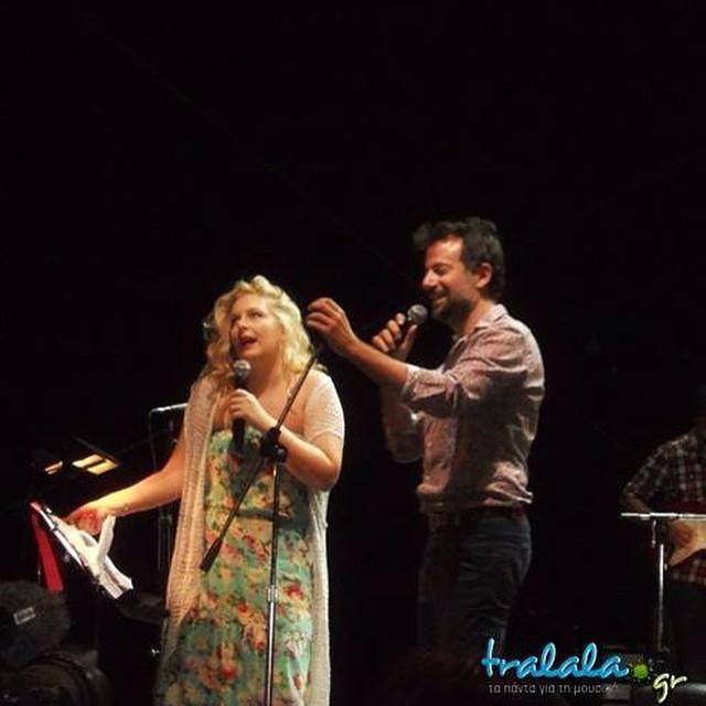 Μαριέττα Φαφούτη & Band: Η συναυλία στο Κήπο του Μεγάρου και ο Κ. Μαραβέγιας!| Φωτορεπορταζ & Video