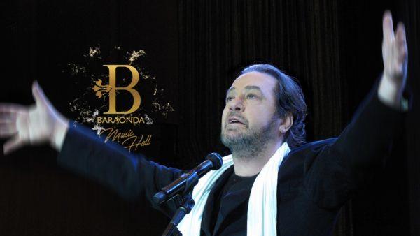 O Γιάννης Πάριος στο Baraonda Music Hall από 26/1!