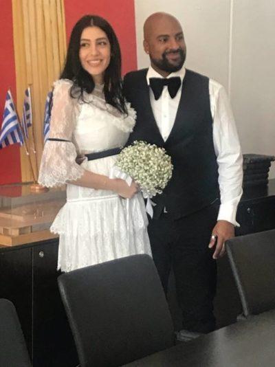 Παντρεύτηκε ο Ησαΐας Ματιάμπα!