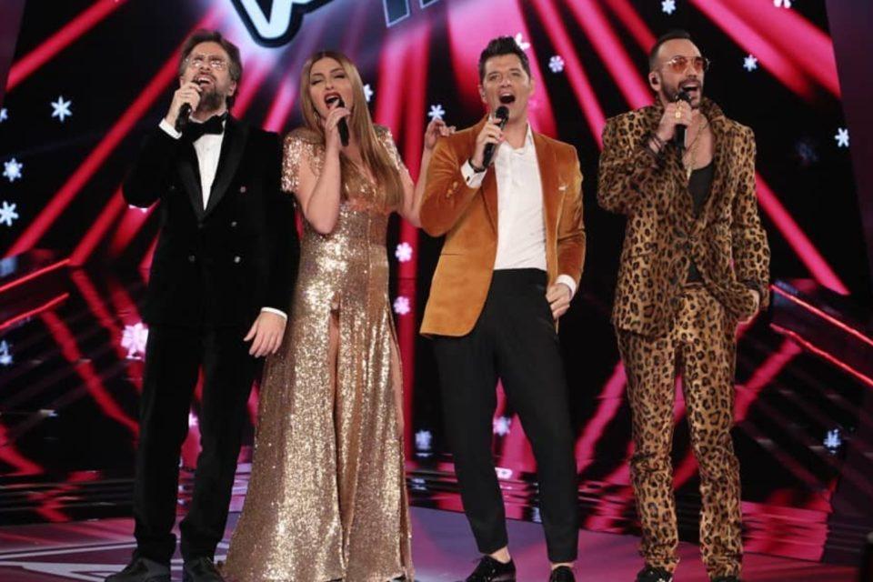 Το The Voice of Greece επιστρέφει στο ΣΚΑΪ για τέταρτη συνεχή σεζόν!