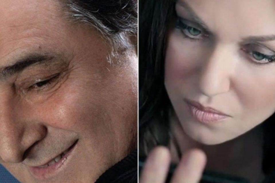 Ο Βασίλης Καρράς και η Καίτη Γαρμπή πήραν τιμητικό βραβείο για την συνεισφορά τους στο ελληνικό τραγούδι