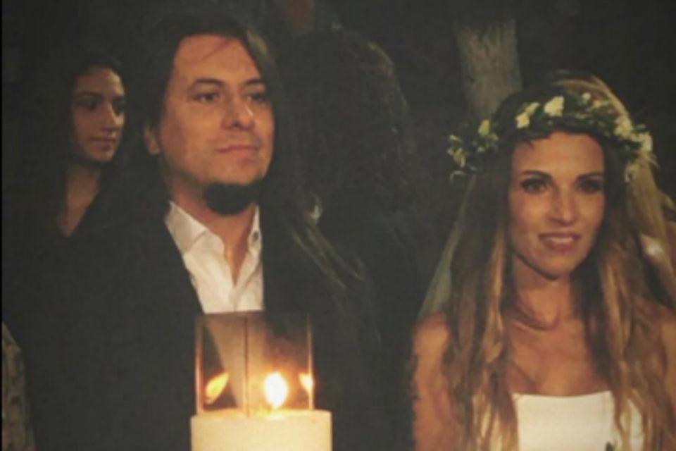 Ο παραμυθένιος γάμος της Ευρυδίκης με τον Bob Κατσιώνη!